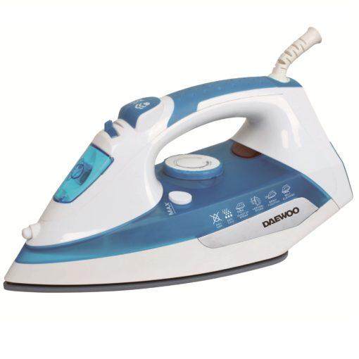 Daewoo Steam Iron DSI for Clothes 1800 Watt