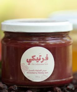 Strawberry Honey Jam