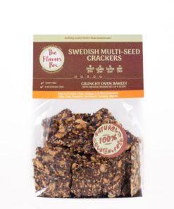 Swedish Multi-Seed Crackers
