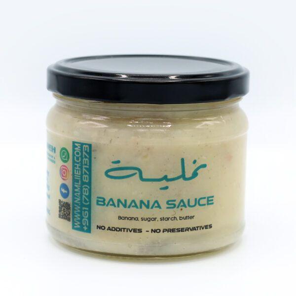 Banana Sauce