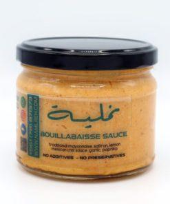 Bouillabaisse Sauce