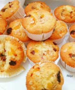 Mixed Fruits Muffins