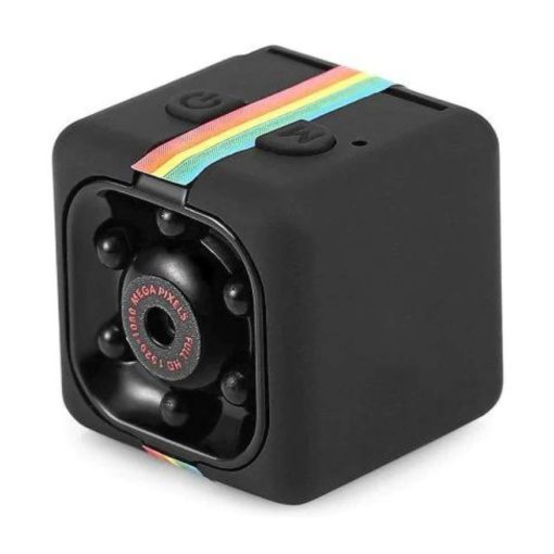 Quelima Mini Camera 1080P Video Camera - SQ11