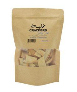 Savory Onion Crackers