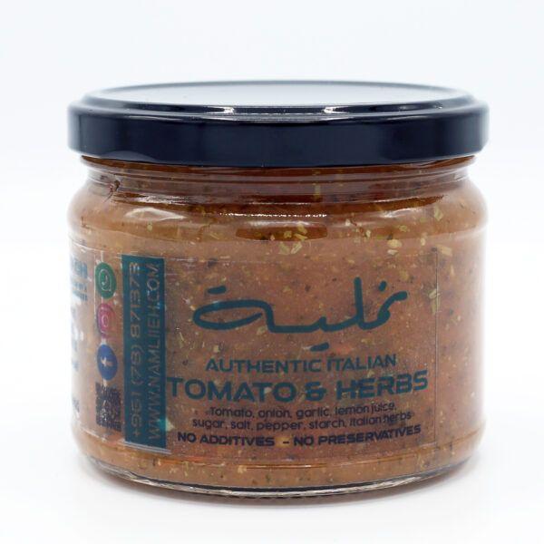 Tomato & Herbs