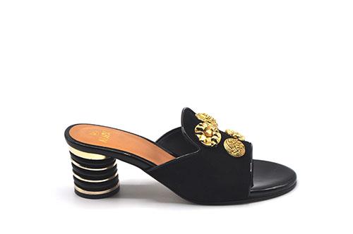 Amanda Heeled Sandals