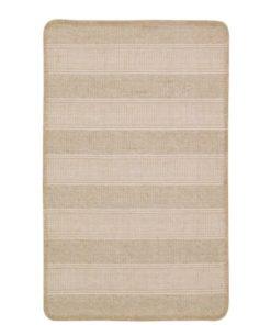 IKEA KLEJS Rug Flatwoven Beige & White 50x80 cm