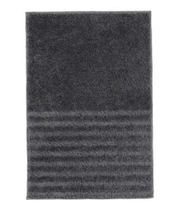 IKEA VINNFAR Bath Mat Dark Grey 40x60 cm